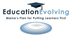 Education Evolvling logo
