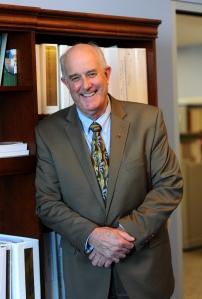 Portrait of Jim Rier, Acting
