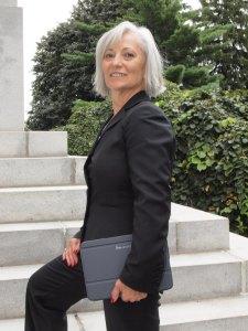 Acting Deputy Commissioner of Education Suzan Beaudoin