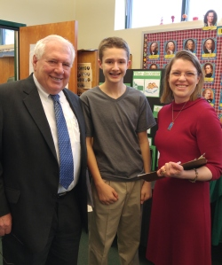 Com. Beardsley, Jacob S. & Ms. Millevile