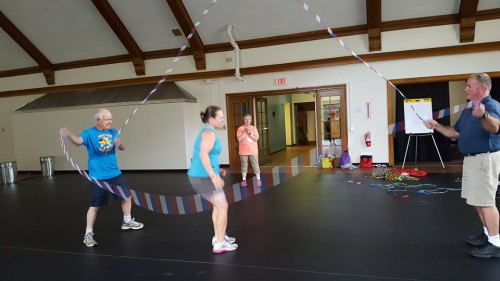 Jump Rope for Fun & Fitness